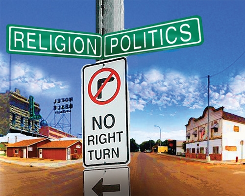 Religion in Politics in America?