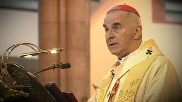 The Catholic Church's homosexual problem