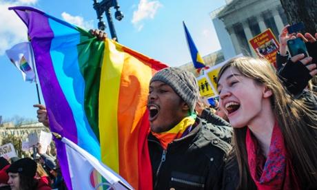 Supreme Court Hears Prop. 8 Case