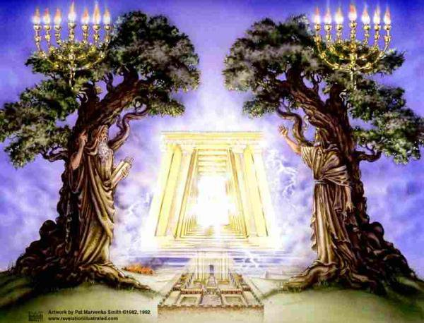 Who are the Two Witnesses of Revelation