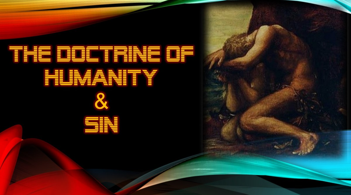 The Order of Salvation: Pt. 2 – Humanity &Sin