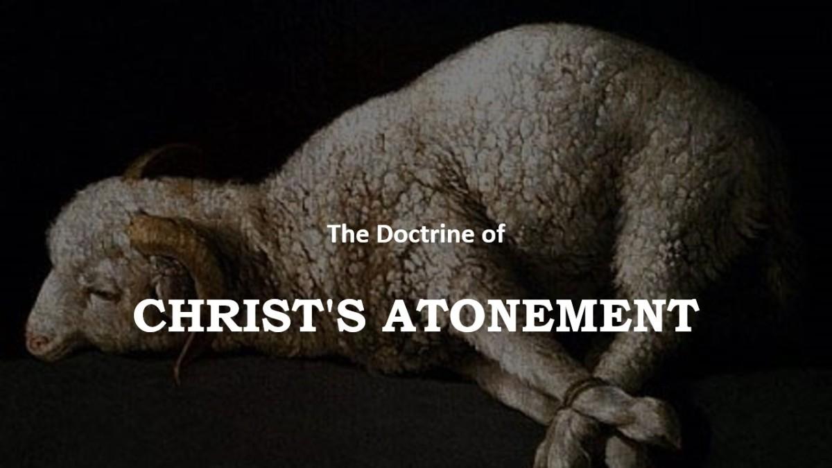 The Order of Salvation: Pt. 3 – Christ'sAtonement