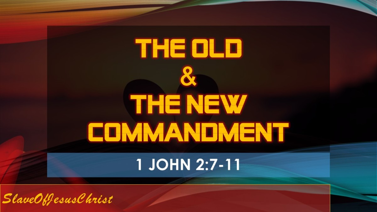 The Old & the NewCommandment