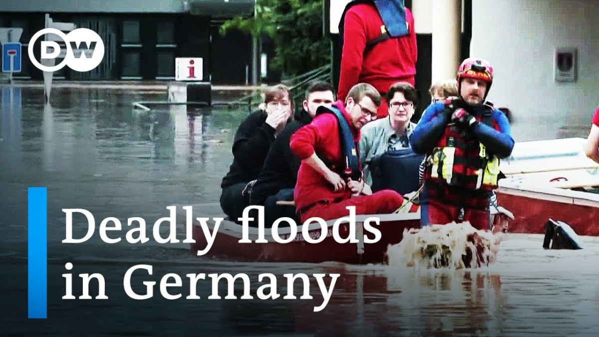 Germany After the Flooding | DWDocumentary