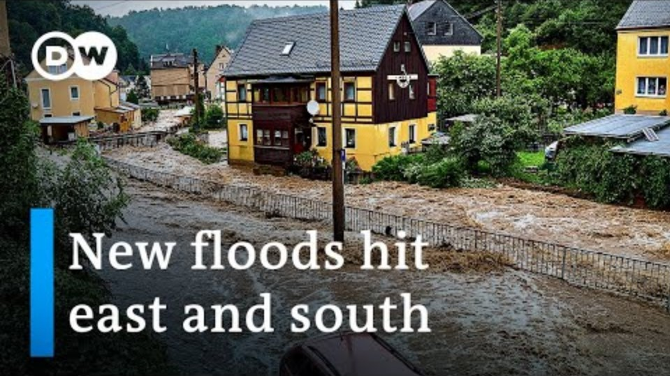 Floods in Europe kill nearly 200 with over 1,000 still missing | DWNews