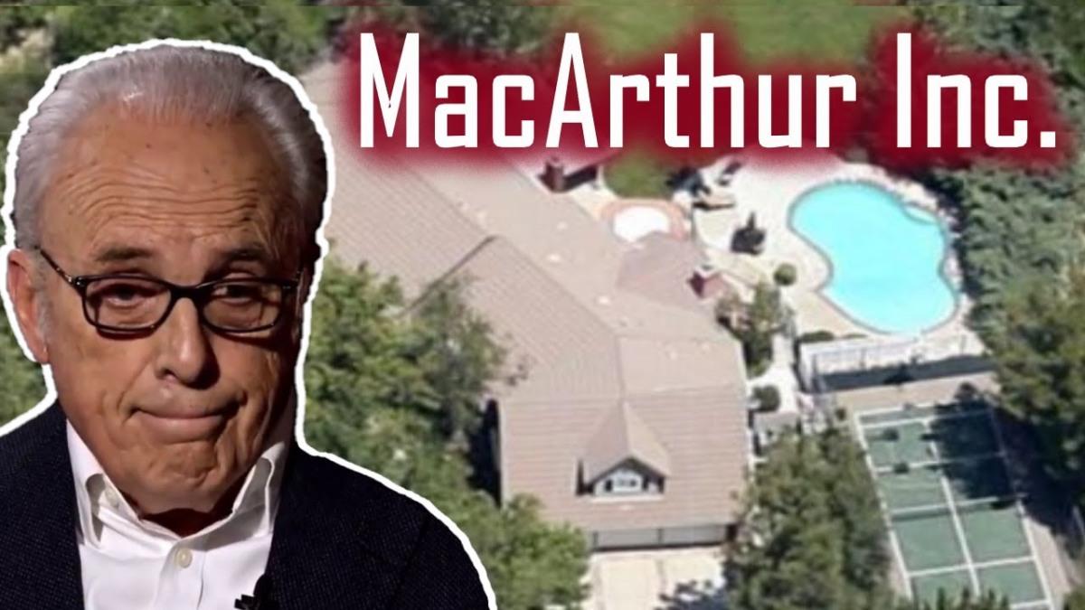 John MacArthur's Millionaire Lifestyle Exposed – by ServusChristi