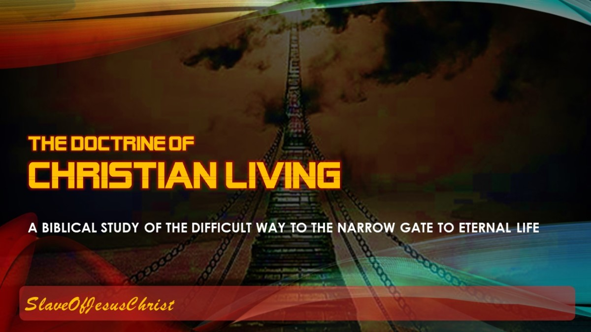 The Order of Salvation: Pt. 8 – The Doctrine of ChristianLiving