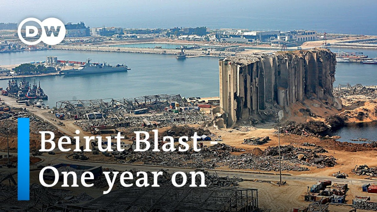 A year after Beirut's deadly blast | DWDocumentary