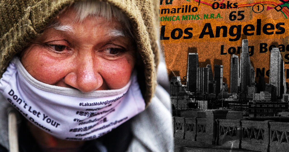 Los Angeles Is Squandering $1.2 Billion While Homeless Face a 'Spiral ofDeath'